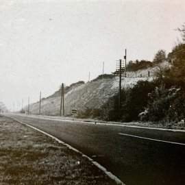 Wrotham Hill 1946