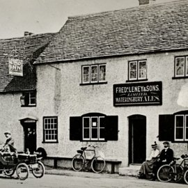 The Vigo Inn, Vigo, Kent 1902