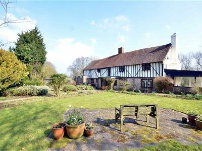 Coldharbour Farmhouse, Wrotham Hill Road, Stansted