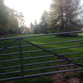 Stansted Messerschmitt Crash Site